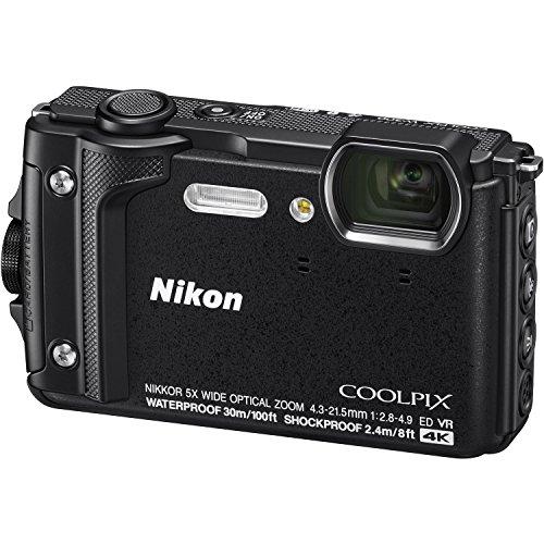 21be52def Nikon W300 Waterproof Underwater Digital Camera with TFT LCD