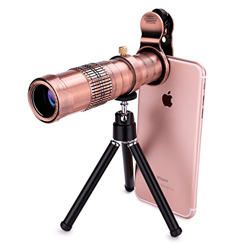 22X Dual Zoom HD Cell Phone Telephoto Lens, Wide View ...